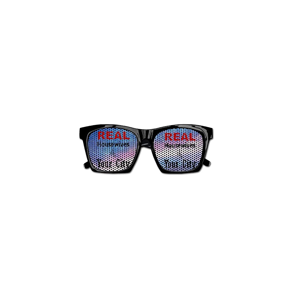 Real Housewives Of YOUR CITY Mixed Color Party Sunglasses Unisex