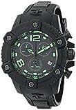 Invicta Men's 17293 Reserve Analog Display Swiss Quartz Black Watch