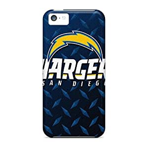 Tpu Case For Iphone 5c With San Diego Chargers