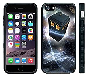 Pink Ladoo? Apple iPhone 6 Black Case - Tardis Call Box Dr. Who Tardis 3 Phone Booth wangjiang maoyi by lolosakes