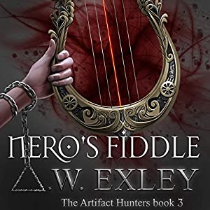 Nero's Fiddle Hörbuch