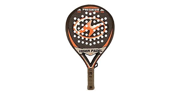 Higer Padel Pala Padel Predator: Amazon.es: Deportes y aire ...