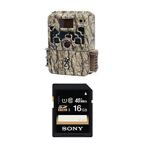 Browning STRIKE FORCE BTC5HD Micro Trail Camera  w/ Sony 16G