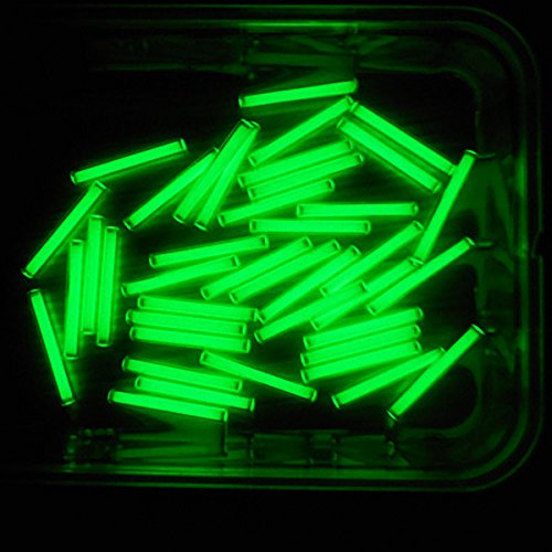 1pcs Trit Vials Tritium Self Luminous 15 Years 3x225mm Blue Low