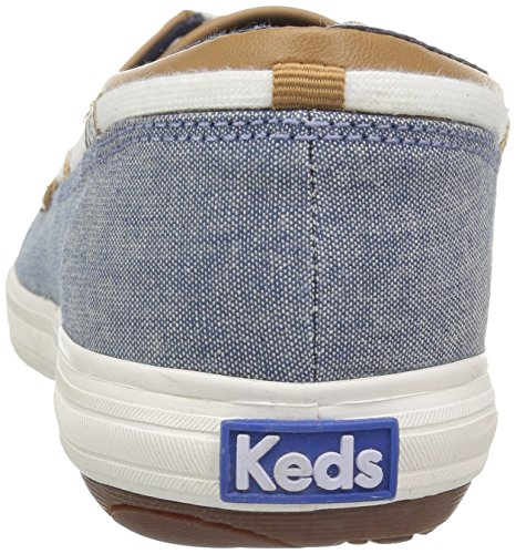 Dark Chambray Keds Women's Blue Sneakers Glimmer xO0aq8Z