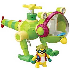 Special Agent OSO - Whirly Bird