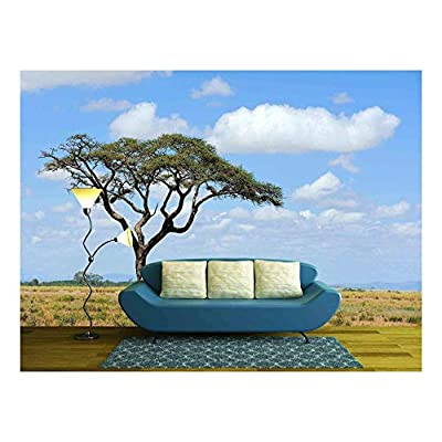 Lonely Tree on The Plain, Premium Product, Alluring Piece