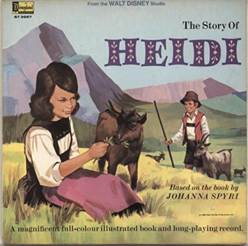 The Story of Heidi (Vinyl Heidi)