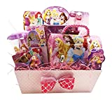Easter Gift Baskets – Disney Princess Themed Holiday Gifts Idea for Girls Wish her During...