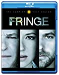 Cover Image for 'Fringe: The Complete First Season'