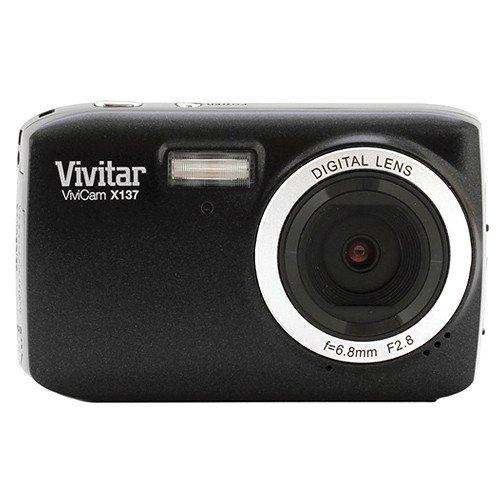 Vivitar ViviCam X137 Black