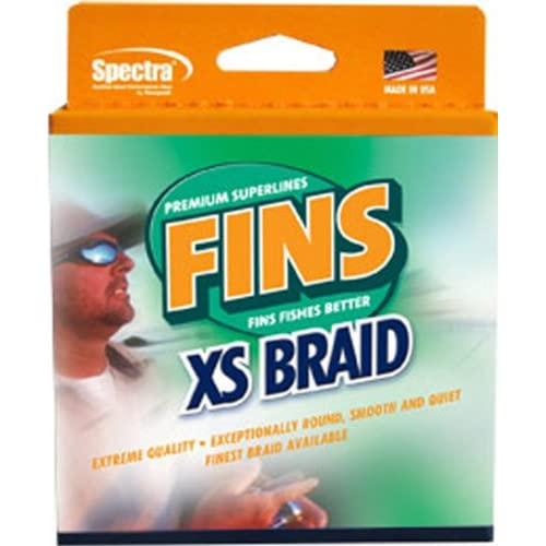 Image of Braided Line Fins Spectra 1500-Yards Extra Smooth Fishing Line