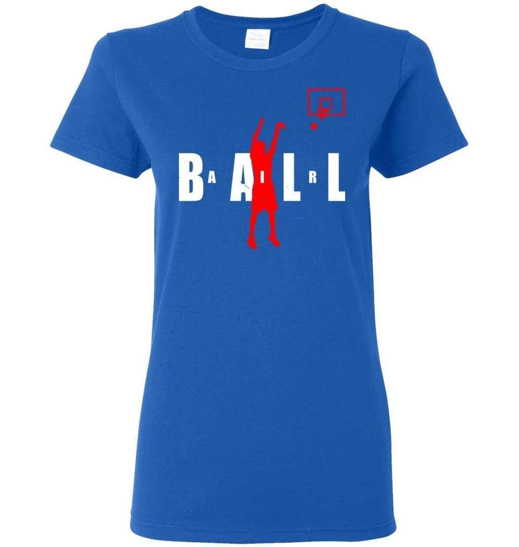 Nurdtyme Air Ball Tshirt Adult Pop Culture Graphic Tee Nerdy Geeky Apparel