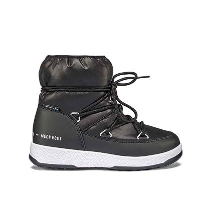 Moon Boot JR Girl Low Nylon WP (30-35)  Amazon.it  Scarpe e borse 8a329dec14b
