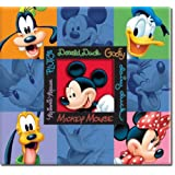 Sandylion 12-by-12-Inch Disney Photo Album with Gift Box