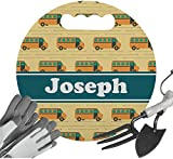 RNK Shops School Bus Gardening Knee Cushion (Personalized)