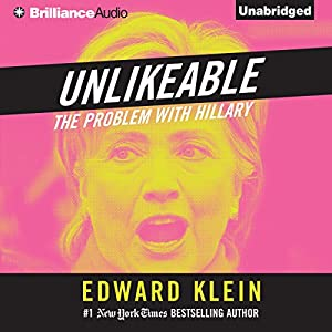 Unlikeable Audiobook