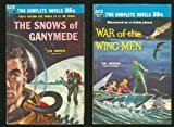 Snows of Ganymede / War of the Wing-Men
