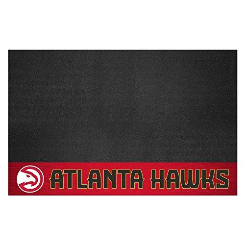 Fanmats NBA Atlanta Hawks Grill Mat, Small by Fanmats