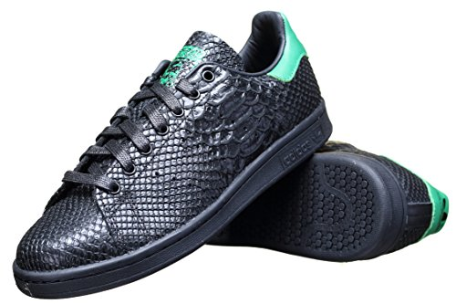 Smith Noir Stan Black et Adidas Vert Croco Basket OwREHxq