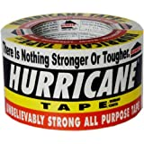 Bunker Industries HT360 Hurricane Heavy Duty Utility Tape, 2.83-Inch x 60-Yards, White