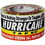 Bunker Industries HT360 Hurricane Heavy Duty Utility Tape, 2.95-Inch x 60-Yards, White