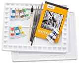 Jack Richeson AE001 Andy Evansen Watercolor Workshop Kit