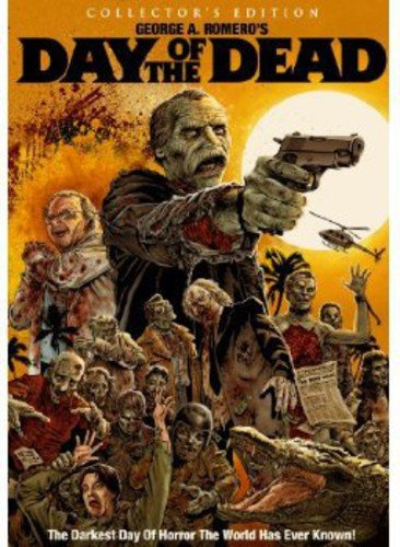 Day Of The Dead (Collector's Edition) (George A Romero On The Walking Dead)