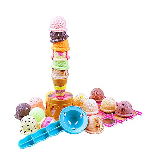 kids play ice cream - 1