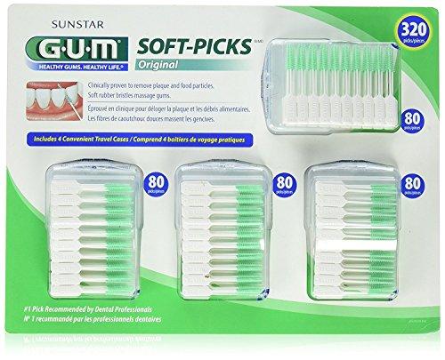 Price comparison product image GUM Soft-Picks Original 320 Count