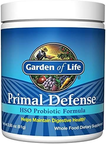 Probiotics: Primal Defense Primal Defense