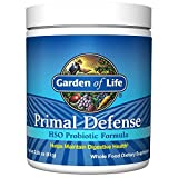 Garden of Life Whole Food Probiotic Supplement – Primal Defense HSO Probiotic Dietary Supplement for Digestive and Gut Health, 2.85oz (81g) Vegetarian Powder Review