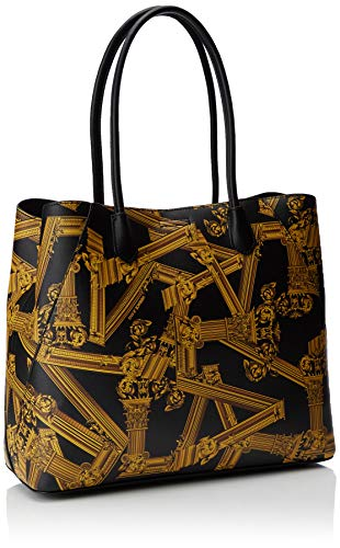 Zainetto A Bag Versace Cm L Jeans Borsa 5x6 5x30 w Donna H Nero 15 X nqUqIt