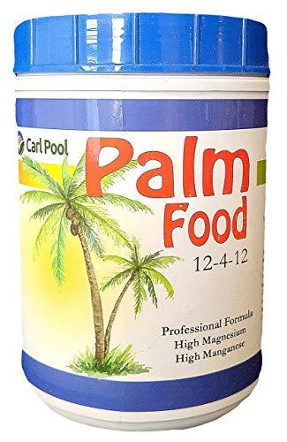 Palm Food 12-4-12 4 Lbs (Pool Palm Tree)