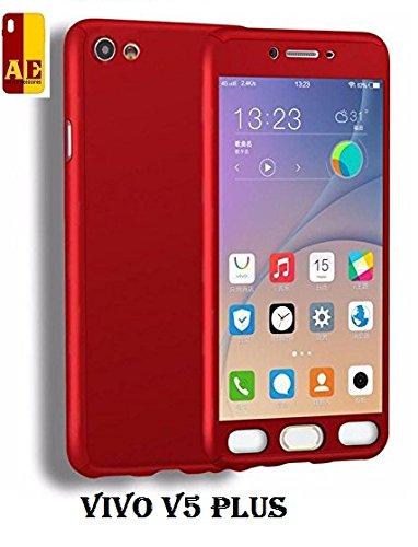 designer fashion afbbc f10e7 AE Mobile Accessories 360 Degree Vivo V5 Plus Front: Amazon.in ...
