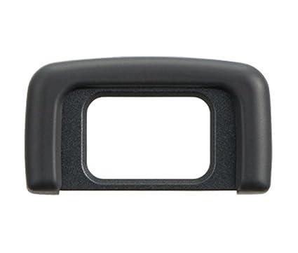 adqq ocular de goma DK-25 Ocular Visor para Nikon D3300, D3400 ...