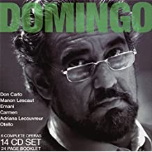 Legendary Performances of Domingo