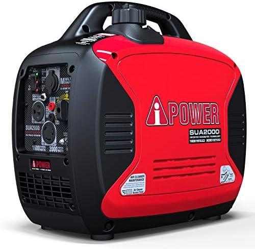 iPower SUA2000iV 2000 Watt Portable Generator product image