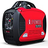 A-iPower SUA2000iV Ultra-Quiet 2000-Watt Portable Inverter Generator CARB/EPA Compliant, 2000 Watt, RV Ready