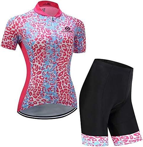 新しい半袖自転車アウトドア用品サイクリングスーツ