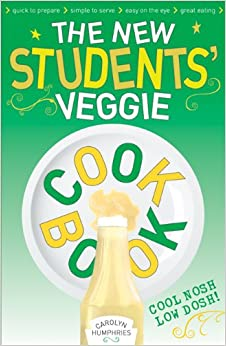 Book The New Students' Veggie Cook Book
