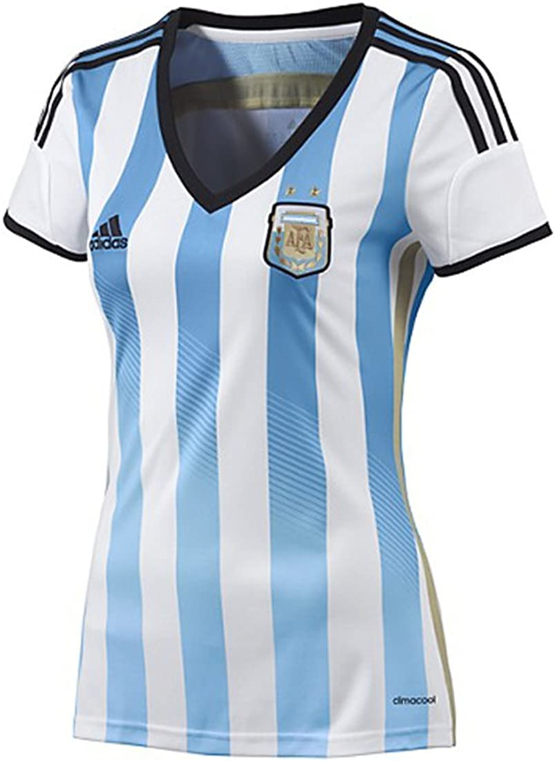 adidas Argentina Home Women Jersey 2014 (2XS)