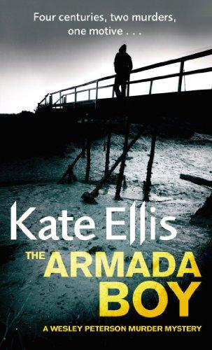 book cover of The Armada Boy