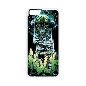 iPhone 6 4.7 Inch Phone Case White Hulk LM2C5WFY Ballistic Cell Phone Case