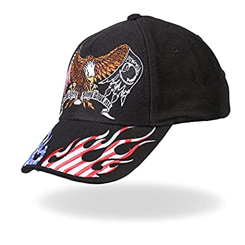Hot Leathers Some Gave All Ball Cap (Black) (Some Balls)