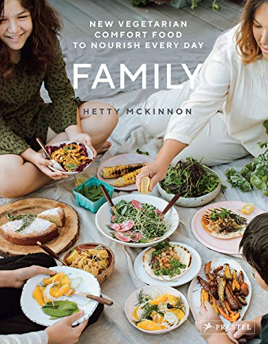 New Cookbook Family (Family: New Vegetarian Comfort Food to Nourish Every Day)