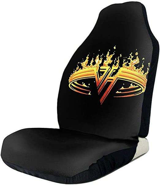 Dongfangukuk Car Seat Covers Van Halen Car Seat Cover Automotive Front Seat Protectors Fit For Most Car Truck Suv 1pc 2pc Amazon Ca Home Kitchen