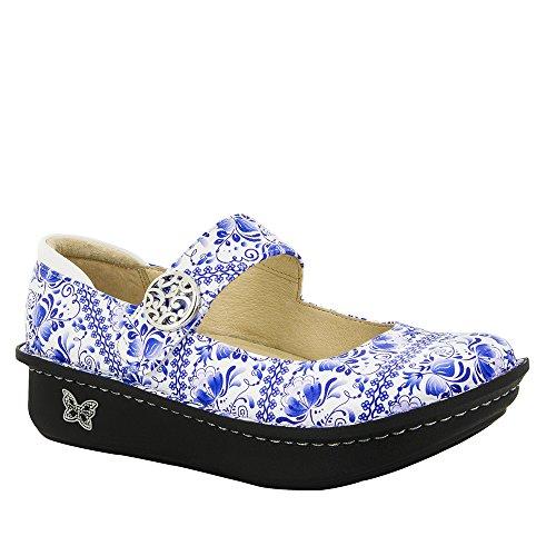 China Shoes Flat - Alegria Womens Paloma Clog The Good China Size 39 EU (9-9.5 M US Women)