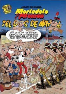 Download Mortadelo Y Filemon Vol 122: !!El DOS De Mayo! (Spanish Edition) ebook