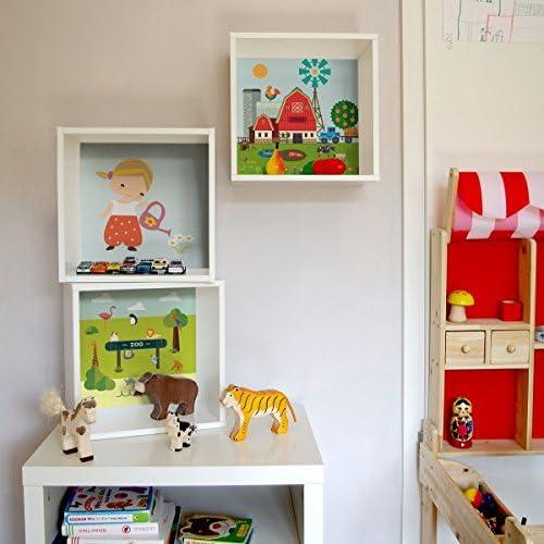 banjadolino – Muebles Adhesivo diseño Infantil con IKEA ...